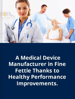 A Medical Device Company